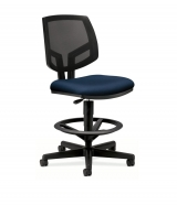LIST PRICE $597.00   $179.00/each ***CLOSEOUT ITEM*** Volt Series Mesh Back Adjust Task Stool, Navy    ----- $179.00/each-------          only 2 in stock